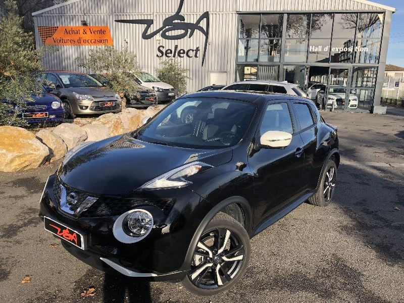 Achat Nissan Juke 1.5 DCI 110CH N-VISION occasion à Toulouse (31)