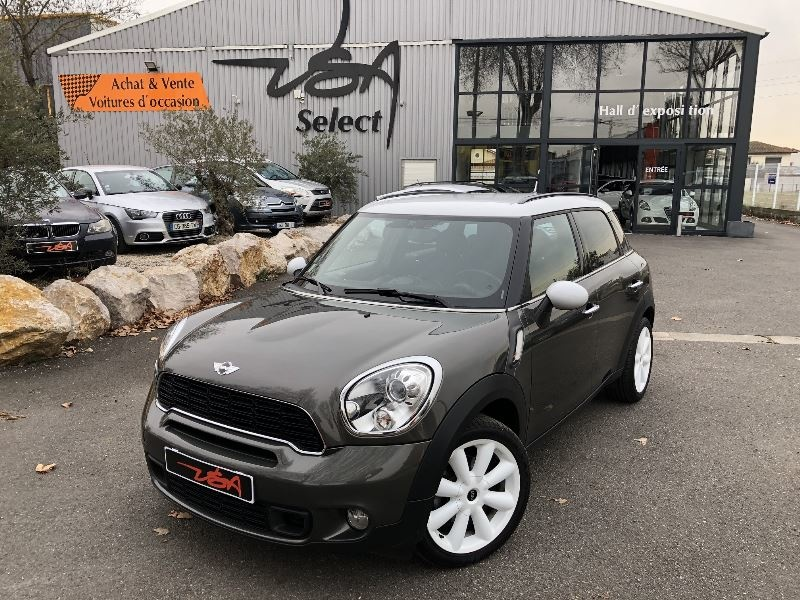 Achat Mini Countryman COOPER SD 143CH PACK RED HOT CHILI occasion à Toulouse (31)