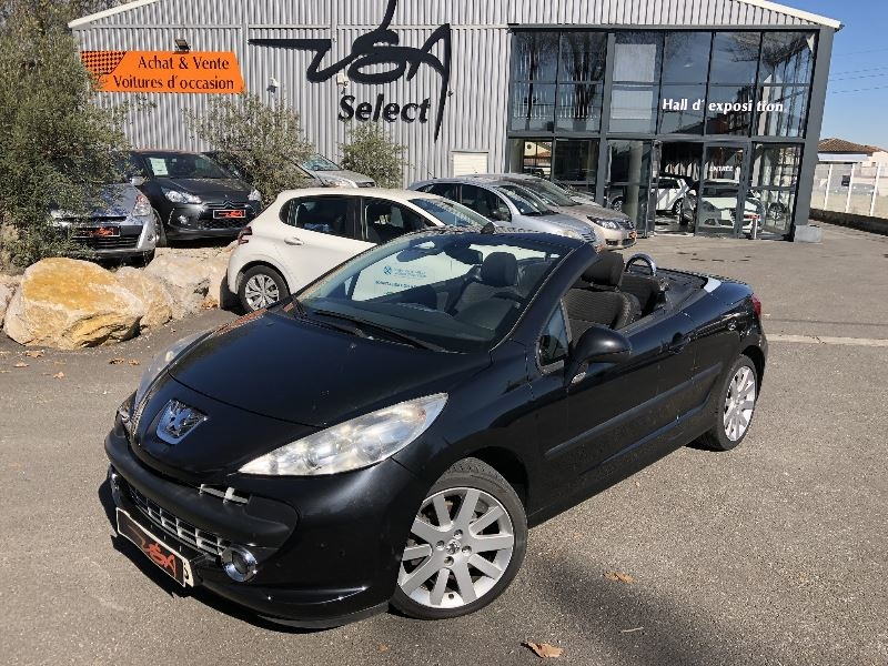 Achat Peugeot 207 Cc 1.6 HDI110 SPORT PACK occasion à Toulouse (31)