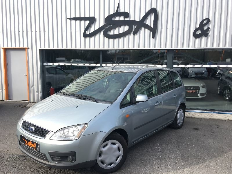 Achat Ford C-Max 1.6 TDCI 110CH TREND occasion à Toulouse (31)