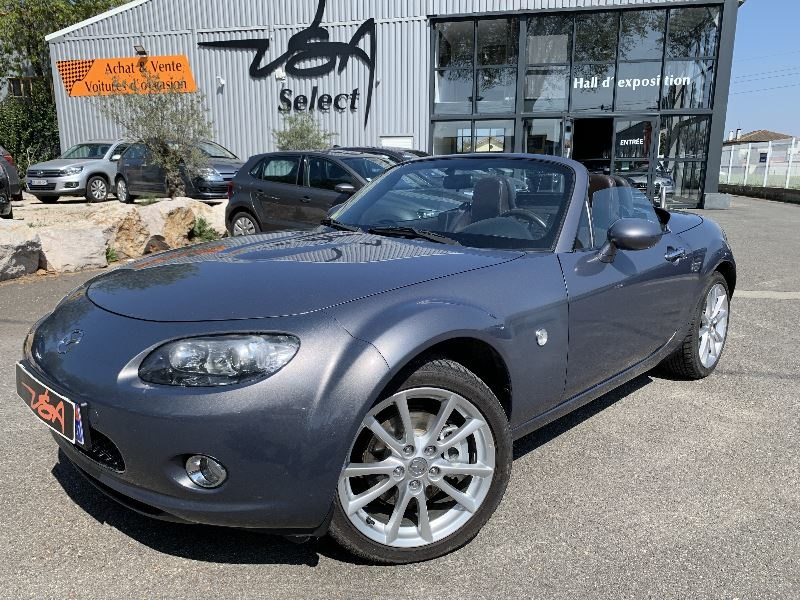 Achat Mazda Mx-5 Rc 2.0 MZR 160CH NISEKO occasion à Toulouse (31)