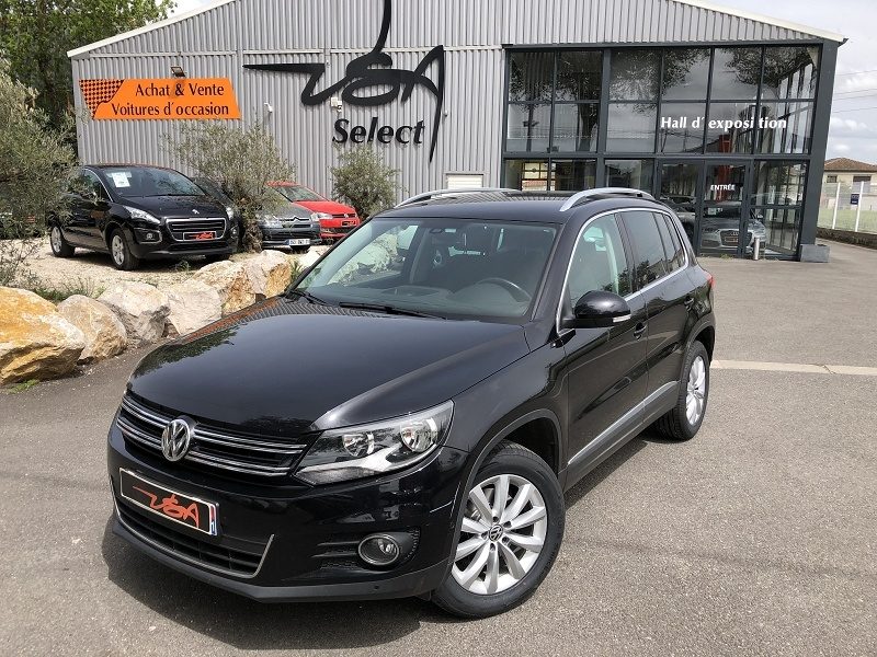 Achat Volkswagen Tiguan 2.0 TDI 140CH SPORTLINE 4MOTION occasion à Toulouse (31)