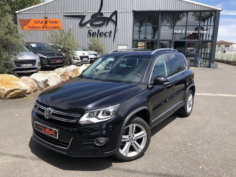 Achat Volkswagen Tiguan 2.0 TDI 150CH PACK R-LINE occasion à Toulouse (31)
