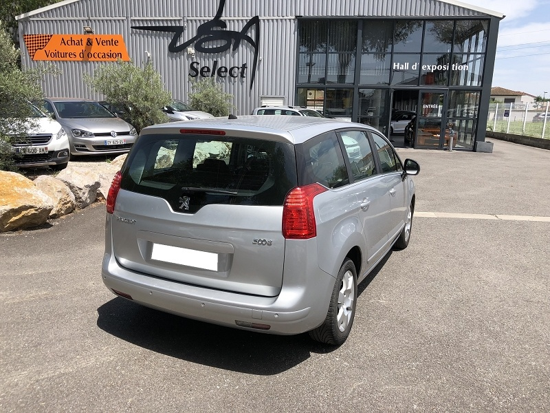 Achat Peugeot 5008 1.6 HDI112 BUSINESS PACK 7 PLACES occasion à Toulouse (31)