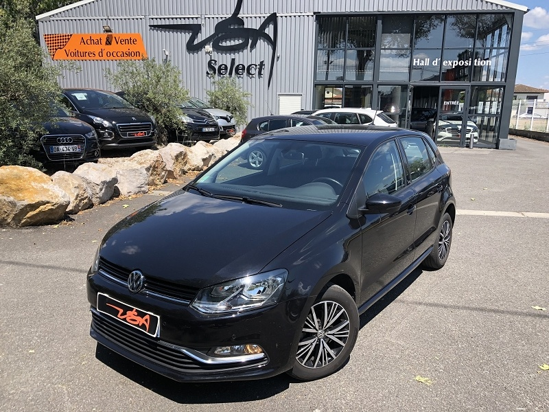Achat Volkswagen Polo 1.4 TDI 90CH MATCH 5P occasion à Toulouse (31)