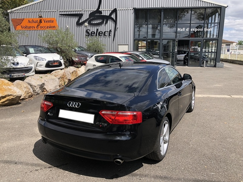 Achat Audi A5 2.7 V6 TDI 190CH S LINE occasion à Toulouse (31)