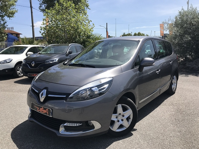 Achat Renault Grand Scenic Iii 1.5 DCI 110CH  BUSINESS ECO² 7 PLACES occasion à Toulouse (31)