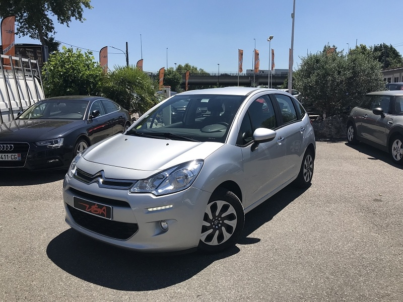 Achat Citroen C3 1.4 HDI70 BUSINESS occasion à Toulouse (31)