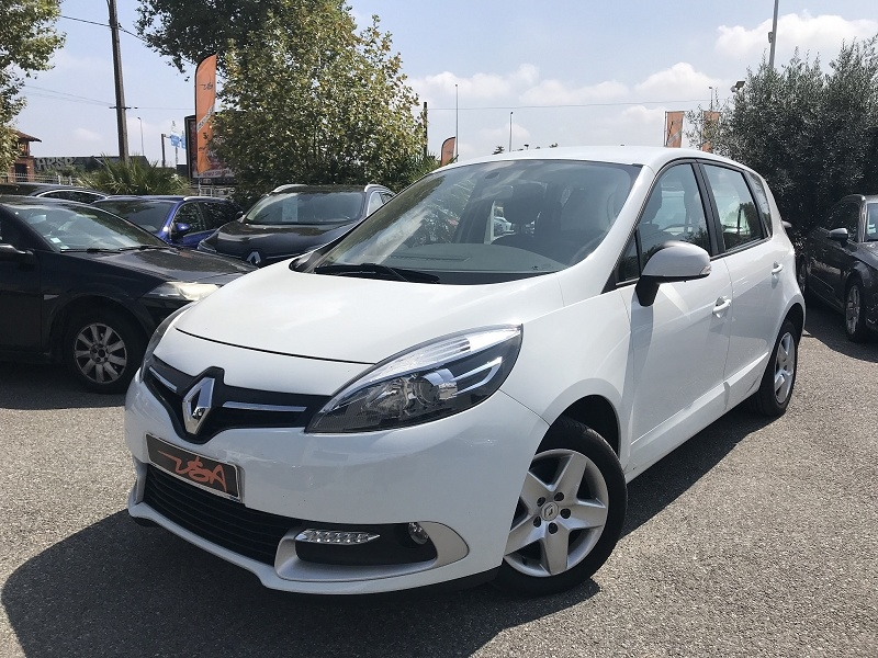 Achat Renault Scenic Iii 1.5 DCI 95CH LIFE 2015 ECO² occasion à Toulouse (31)