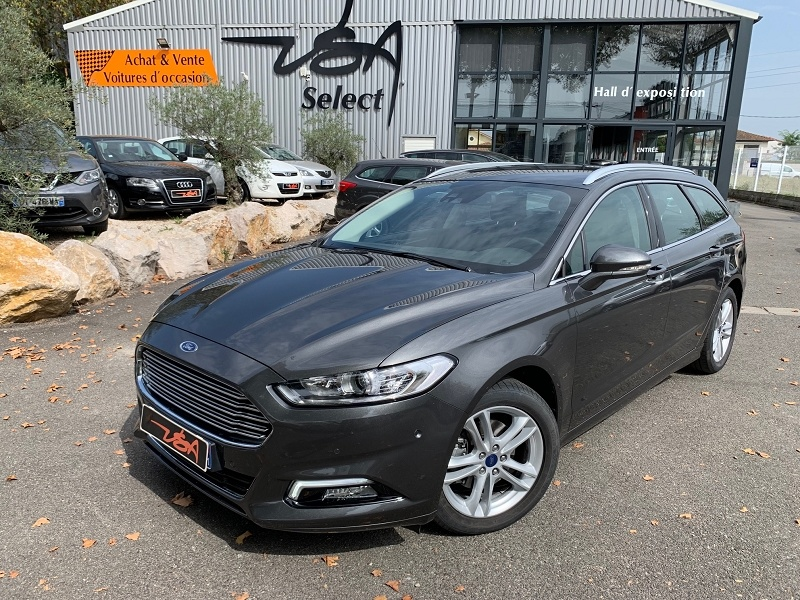Achat Ford Mondeo Sw 2.0 TDCI 180CH TITANIUM I-AWD POWERSHIFT occasion à Toulouse (31)