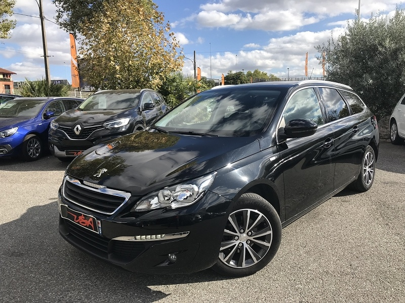 Achat Peugeot 308 Sw 1.6 BLUEHDI 120CH STYLE S&S occasion à Toulouse (31)