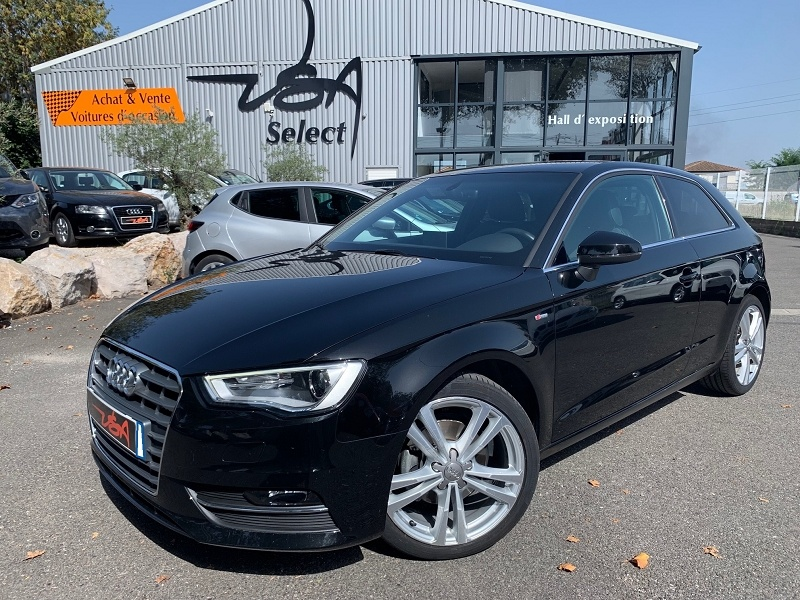 Achat Audi A3 2.0 TDI 150CH S LINE occasion à Toulouse (31)