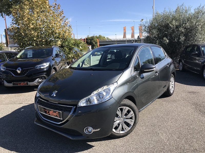 Achat Peugeot 208 1.6 E-HDI FAP BUSINESS PACK 4CV 5P occasion à Toulouse (31)