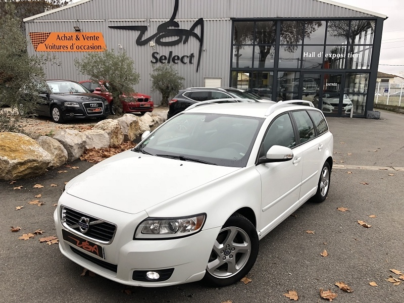Achat Volvo V50 D2 115CH KINETIC occasion à Toulouse (31)
