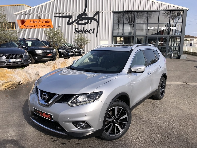 Achat Nissan X-Trail 1.6 DCI 130CH TEKNA ALL-MODE 4X4-I occasion à Toulouse (31)