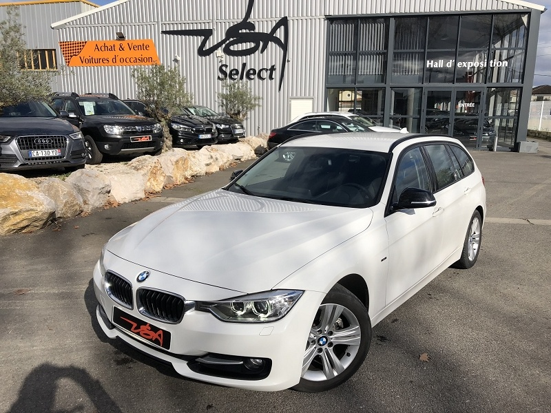 Achat Bmw Serie 3 Touring 320D 184CH SPORT occasion à Toulouse (31)