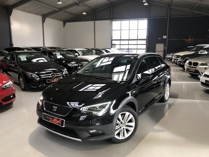 Achat Seat Leon X-Perience 2.0 TDI 184CH 4DRIVE DSG occasion à Toulouse (31)
