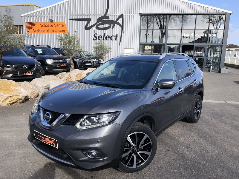 Achat Nissan X-Trail 1.6 DCI 130CH N-CONNECTA occasion à Toulouse (31)