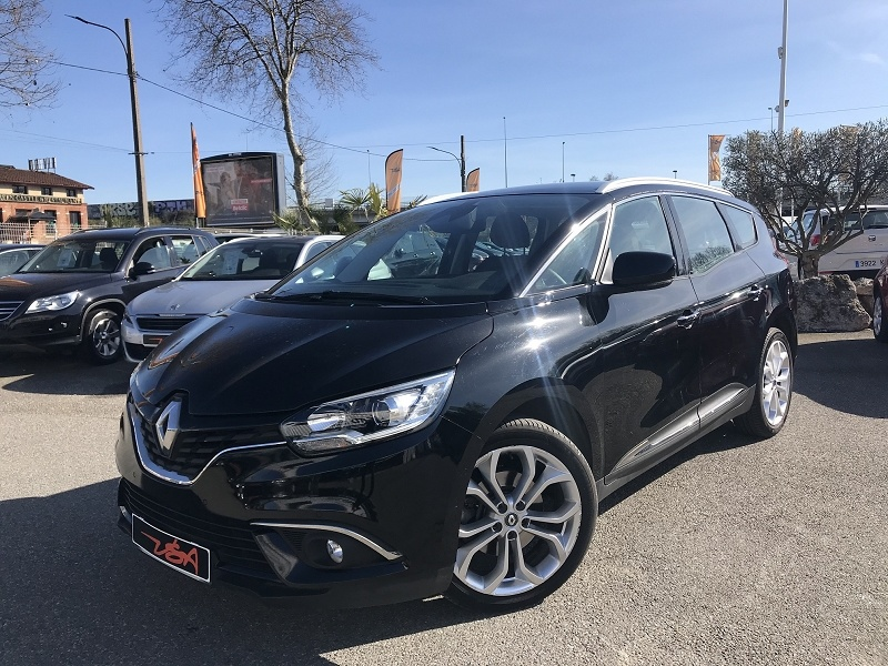 Achat Renault Grand Scenic Iv 1.5 DCI 110CH ENERGY BUSINESS 7 PLACES occasion à Toulouse (31)