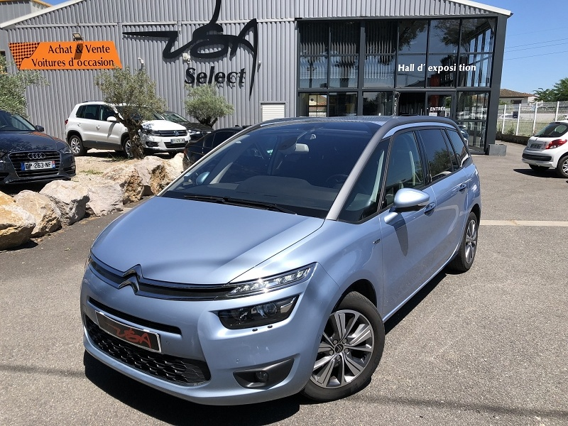Achat Citroen Grand C4 Picasso BLUEHDI 150CH EXCLUSIVE occasion à Toulouse (31)