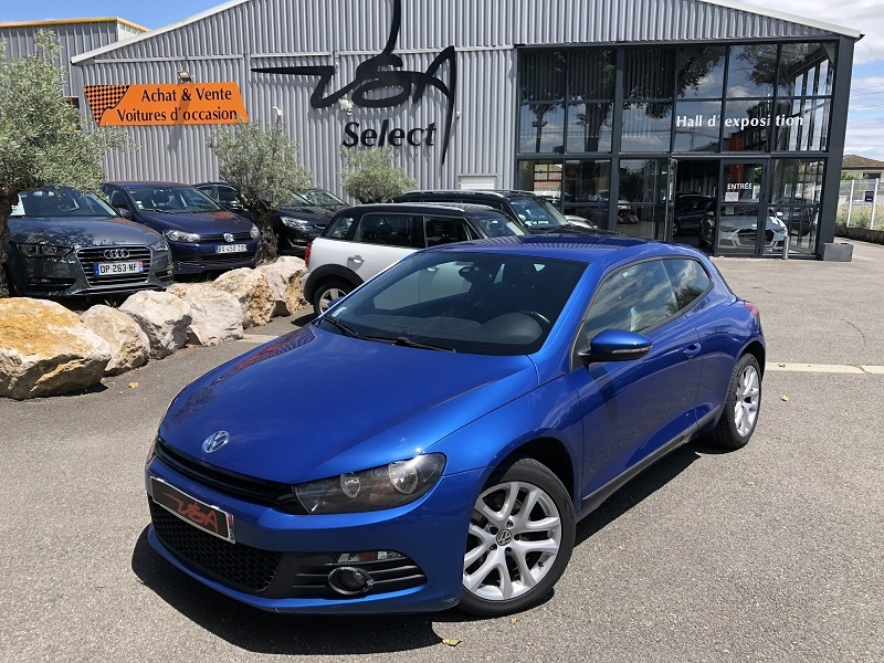 Achat Volkswagen Scirocco 1.4 TSI 160CH CARAT occasion à Toulouse (31)