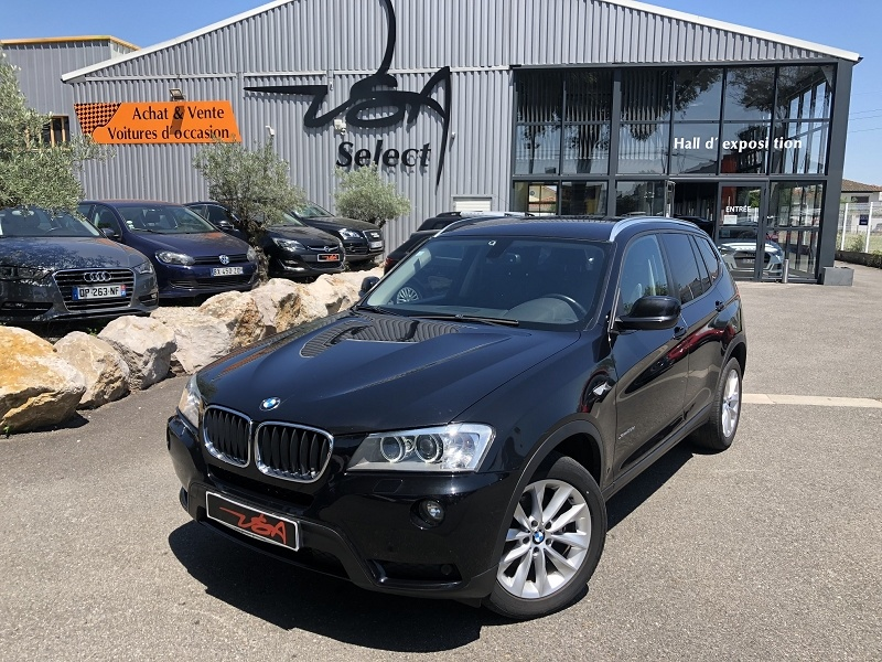 Achat Bmw X3 XDRIVE20D 184CH EXCLUSIVE occasion à Toulouse (31)