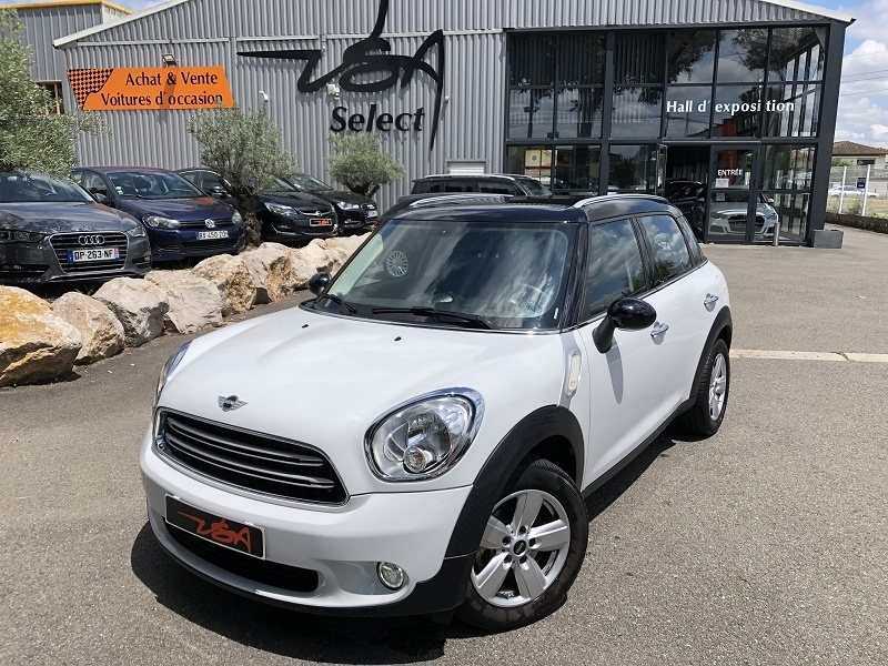Achat Mini Countryman COOPER D 112CH PACK CHILI occasion à Toulouse (31)