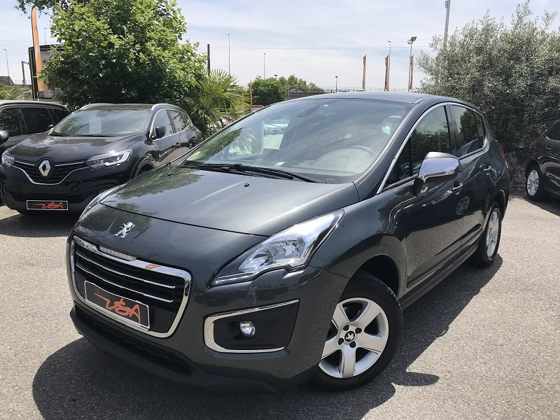 Achat Peugeot 3008 1.6 BLUEHDI 120CH BUSINESS PACK S&S EAT6 occasion à Toulouse (31)