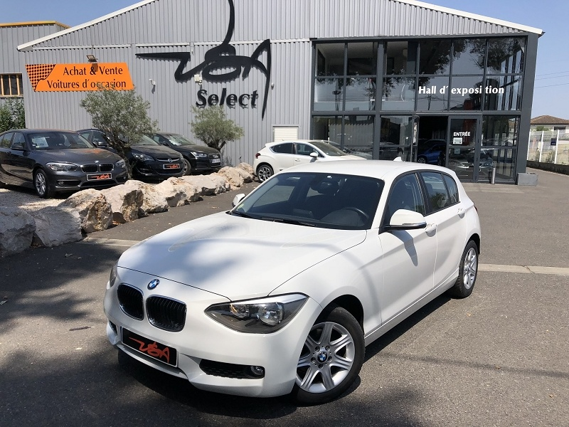 Achat Bmw Serie 1 114D 95CH BUSINESS 5P occasion à Toulouse (31)
