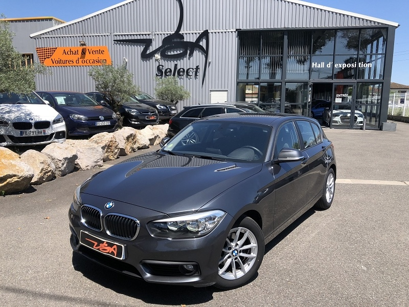 Achat Bmw Serie 1 116D 116CH EDITION BUSINESS 5P occasion à Toulouse (31)