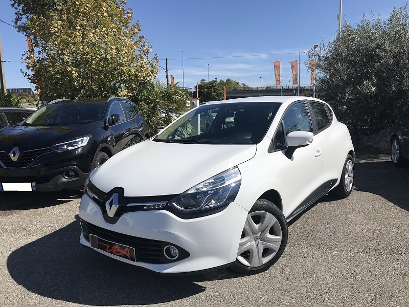 Achat Renault Clio Iv 1.5 DCI 90CH ENERGY BUSINESS ECO² 82G occasion à Toulouse (31)