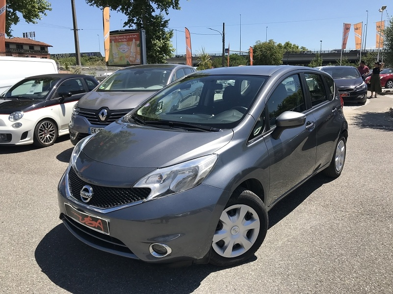 Achat Nissan Note 1.2 80CH ACENTA occasion à Toulouse (31)
