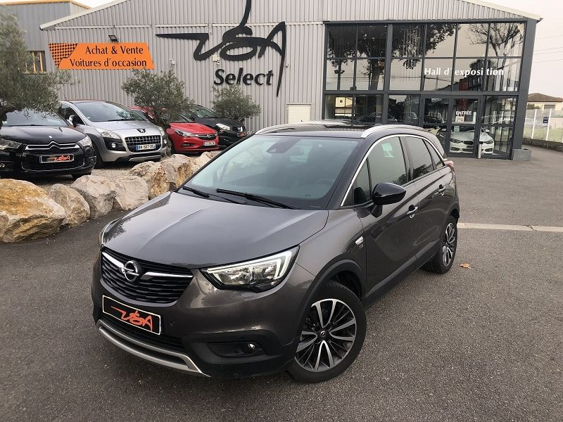 Achat Opel Crossland X 1.2 TURBO 110CH DESIGN 120 ANS occasion à Toulouse (31)