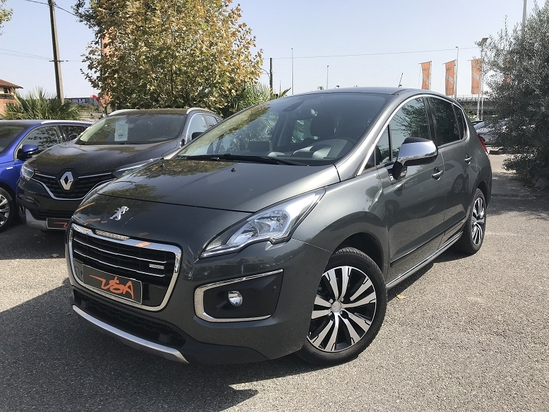 Achat Peugeot 3008 1.6 HDI115 FAP BUSINESS PACK occasion à Toulouse (31)