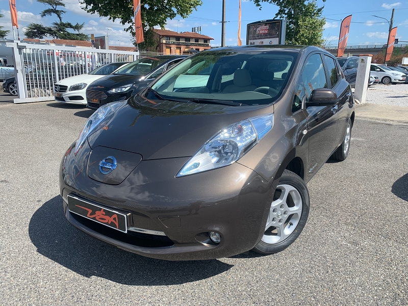 Achat Nissan Leaf 109CH 24KWH ACENTA occasion à Toulouse (31)