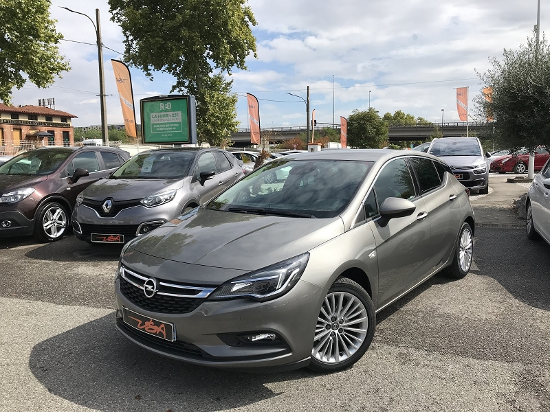 Achat Opel Astra 1.4 TURBO 150CH  INNOVATION AUTOMATIQUE occasion à Toulouse (31)