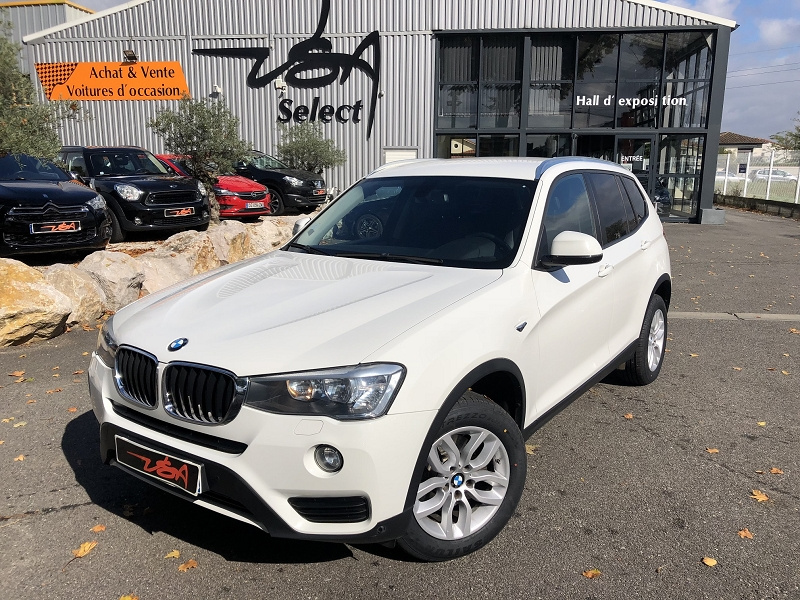 Achat Bmw X3 SDRIVE18D 150CH LOUNGE PLUS occasion à Toulouse (31)