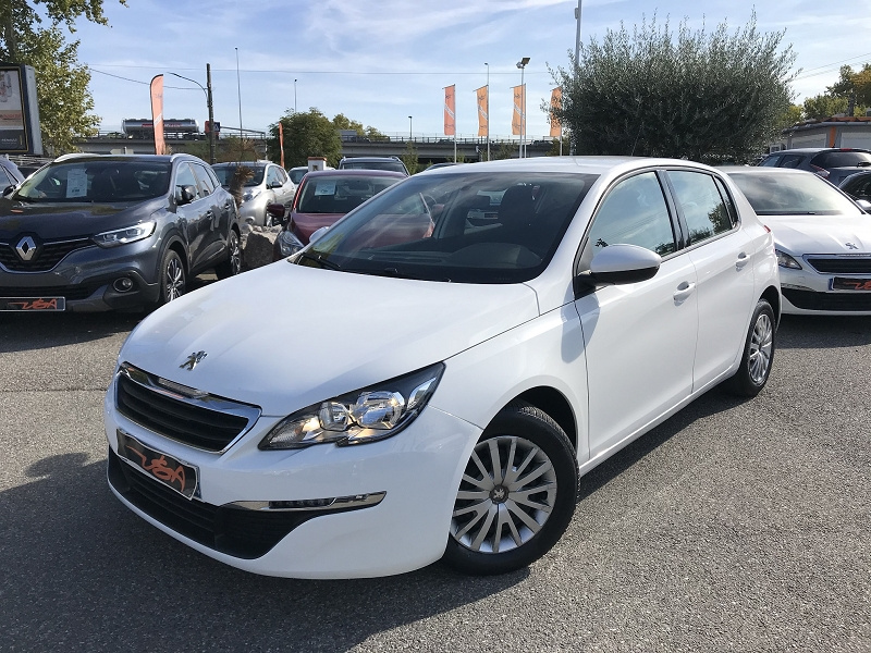 Achat Peugeot 308 1.6 BLUEHDI 100CH ACCESS BUSINESS S&S 5P occasion à Toulouse (31)