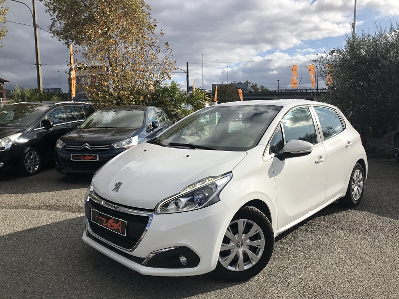 Achat Peugeot 208 1.6 BLUEHDI 100CH ACTIVE BUSINESS S&S 5P occasion à Toulouse (31)