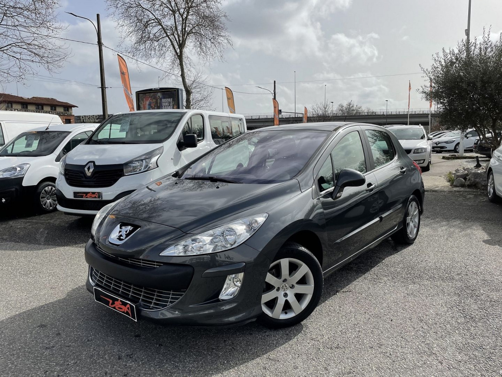 Achat Peugeot 308 1.6 HDI110 FAP CONFORT PACK 5P occasion à Toulouse (31)